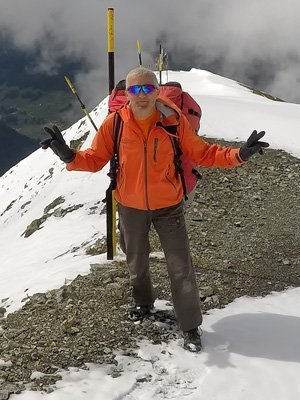 Fabio Profumo, Air-Davos Paragliding Tandempilot
