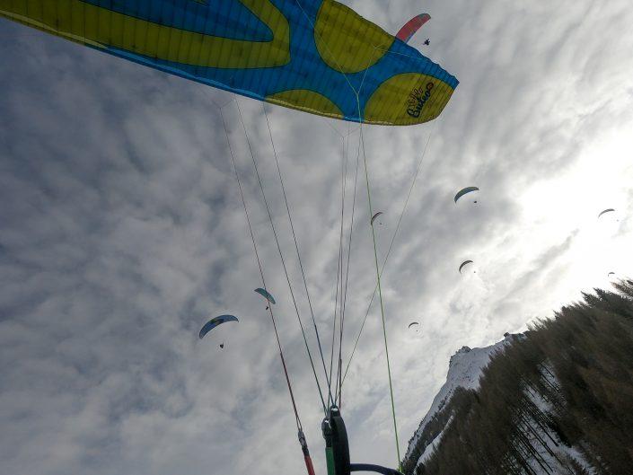 Stubaicup: Testflug Icaro Buteo XC