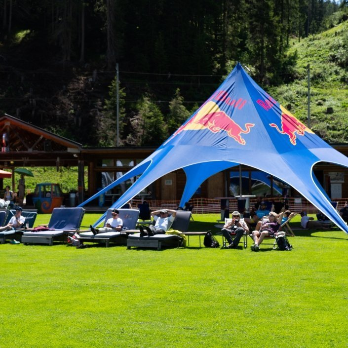 Red Bull X-Alps 2019 Adventure Race: Turnpoint 6 Davos Ready für die Gleitschirmpiloten