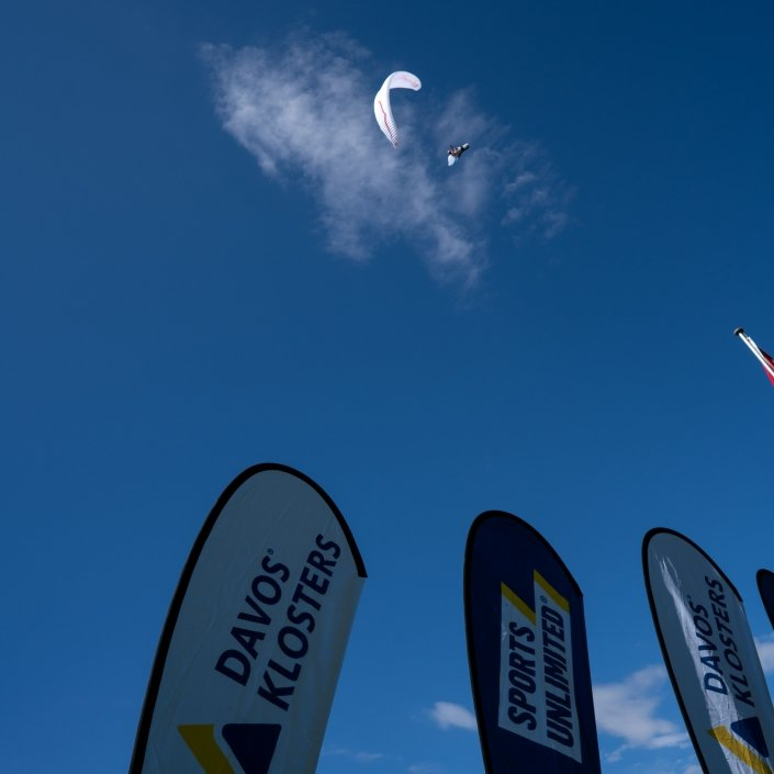 Red Bull X-Alps-2019 Sports Unlimited Paragliding in Davos