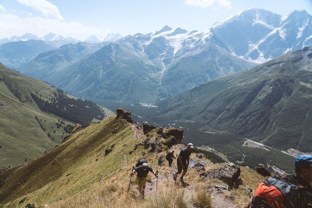 Hike And Fly Elbrus: Akklimatisierung