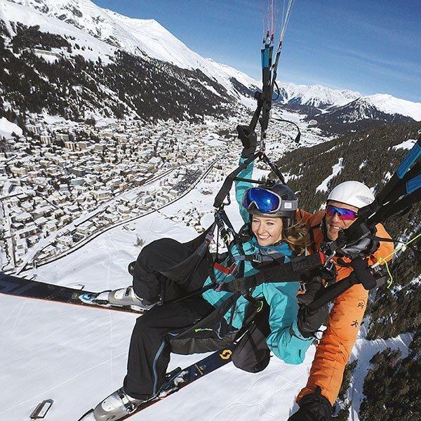Ski & Fly Paragliding