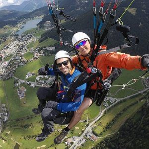 Early Bird Paragliding Davos