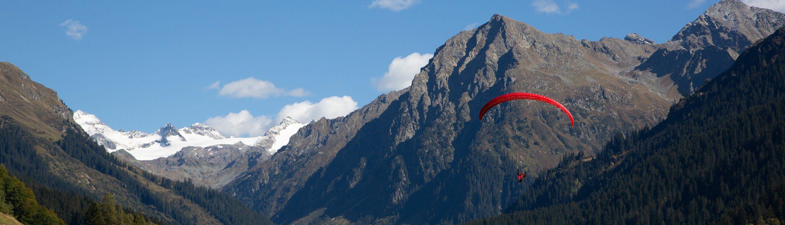 Gleitschirm Fluggebiete Davos Klosters