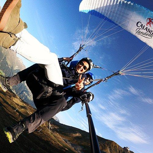 All Day Paragliding Gleitschirmflug